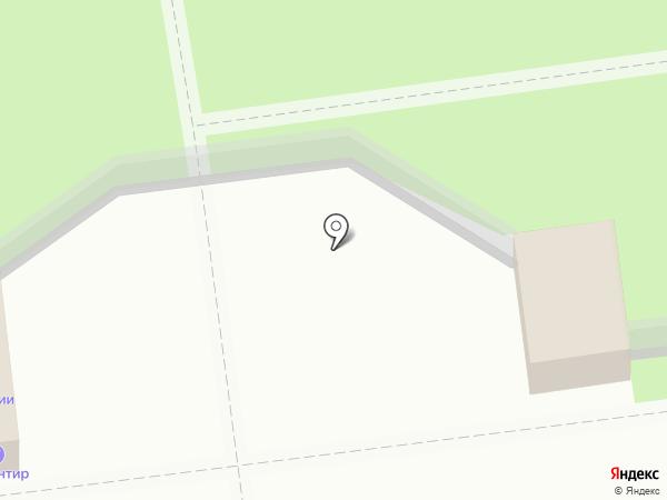 Лимонтир на карте Уссурийска