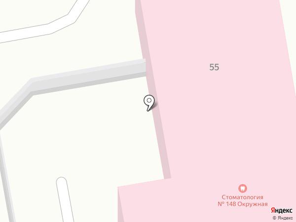 Стоматологическая поликлиника на карте Уссурийска