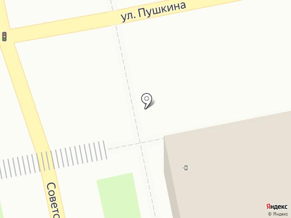 Автостраховая компания на карте Уссурийска
