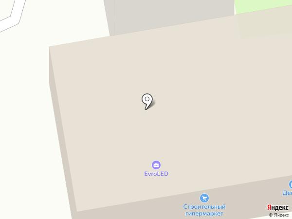 Обои Центр на карте Уссурийска