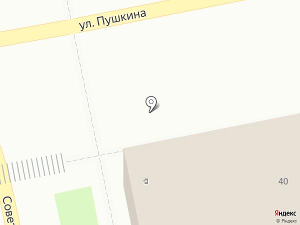 Росгосстрах, ПАО на карте Уссурийска