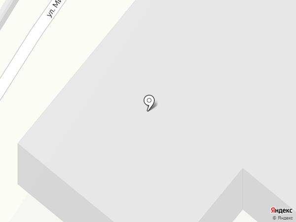 Карго Такси на карте Владивостока