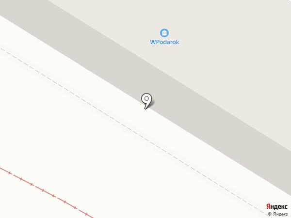 На Борисенко на карте Владивостока