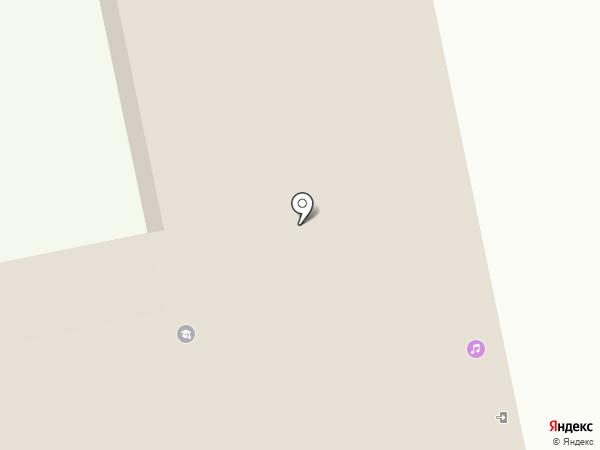 Драматический театр Восточного Военного округа на карте Уссурийска