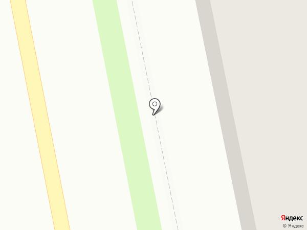 Отделение почтовой связи №19 на карте Уссурийска