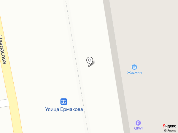 Дентал Фреш на карте Уссурийска