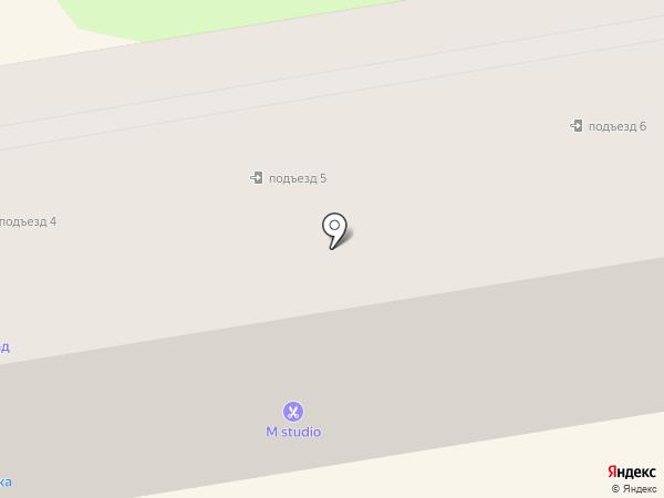 Карамелье на карте Уссурийска