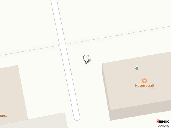 Центр на карте Уссурийска