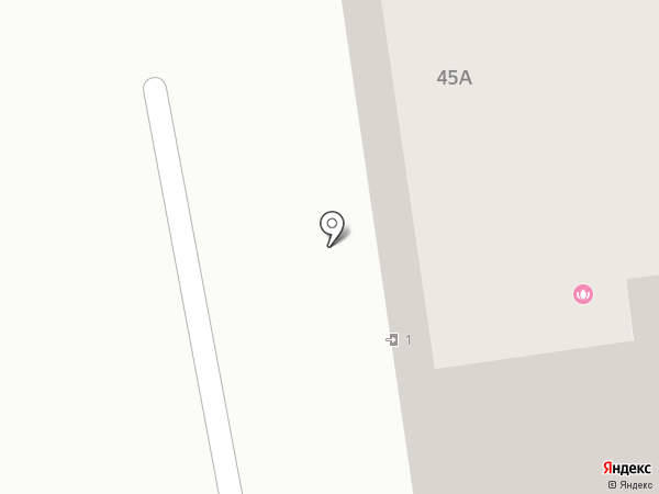 Авто Д`Ко на карте Уссурийска