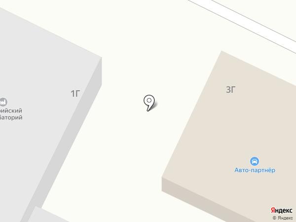 Авто-партнер на карте Уссурийска