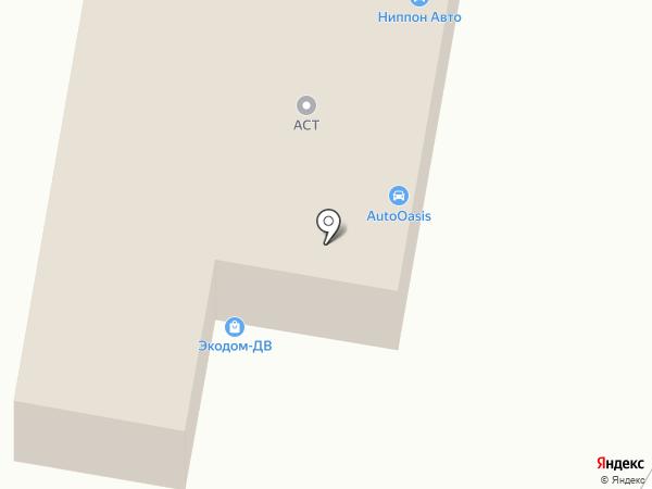 Венский Дом на карте Владивостока