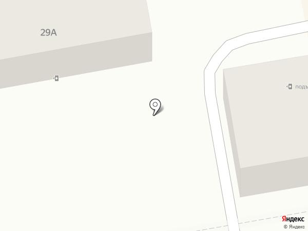 Майолика на карте Уссурийска