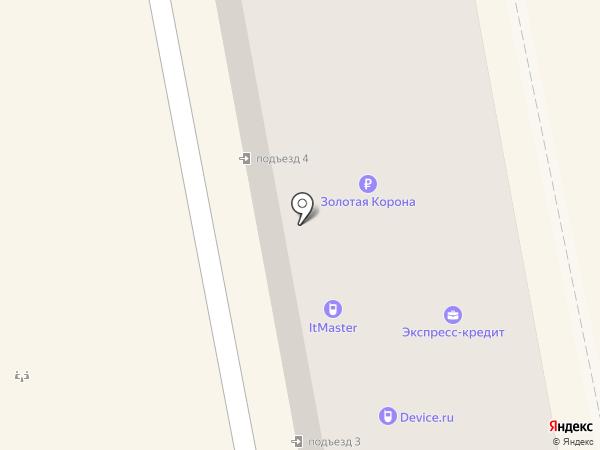 Терминал, Восточный экспресс банк, ПАО на карте Уссурийска
