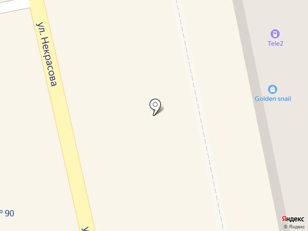 Фарм на карте Уссурийска
