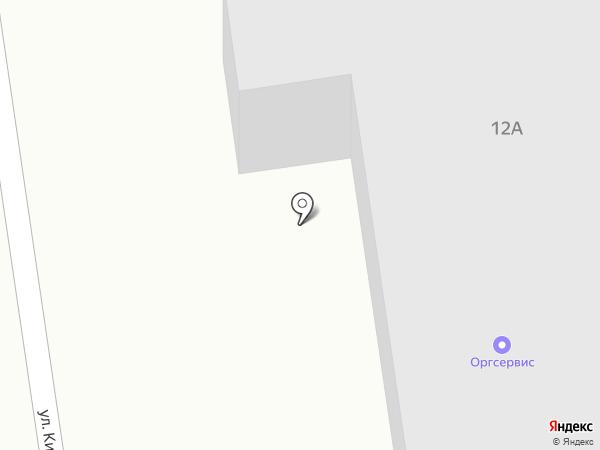 Кондитерский цех на карте Уссурийска