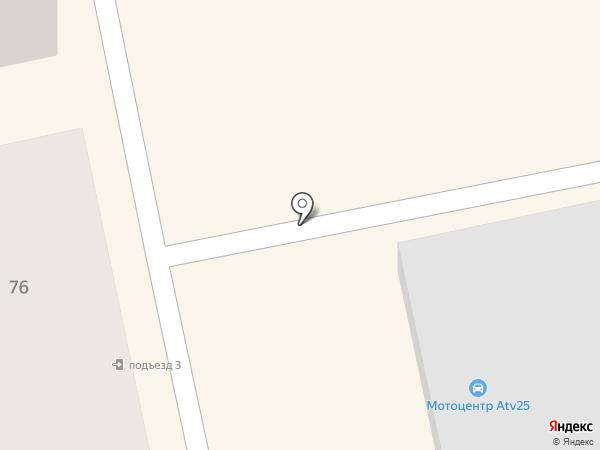 Торгово-установочный центр на карте Уссурийска