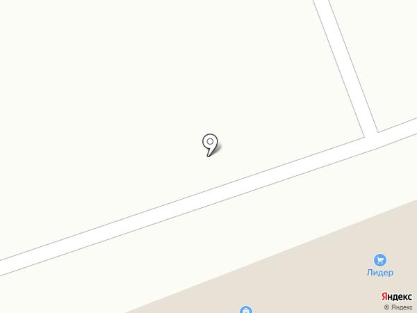 Партнер на карте Уссурийска