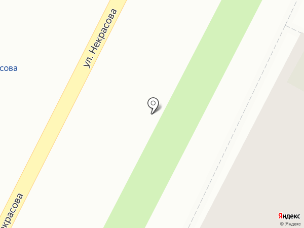 Бриз на карте Уссурийска
