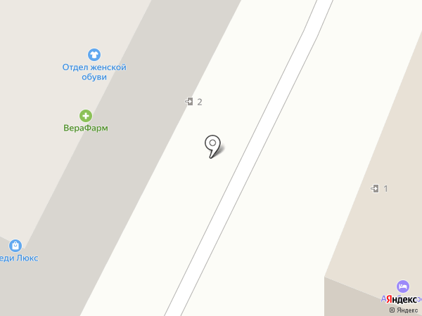АЗИЯ-БИЗНЕС на карте Уссурийска