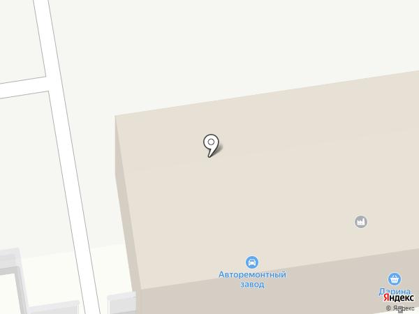 ПримАвтоТехноСервисКонтроль на карте Уссурийска