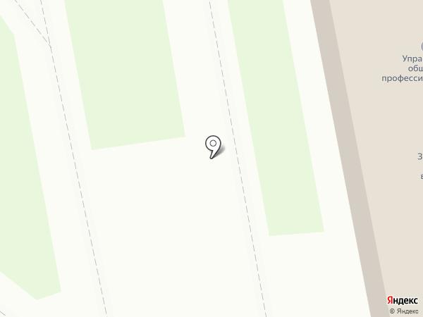 Единая Россия на карте Уссурийска