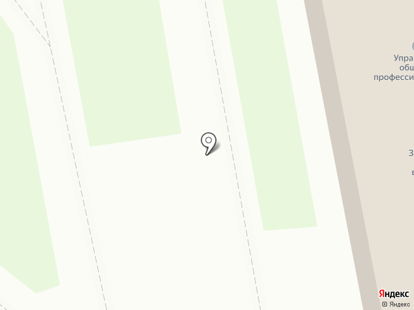Служба единого заказчика-застройщика, МКУ на карте Уссурийска
