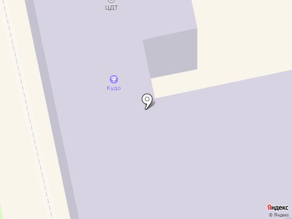 ДЮСШ г. Уссурийска на карте Уссурийска