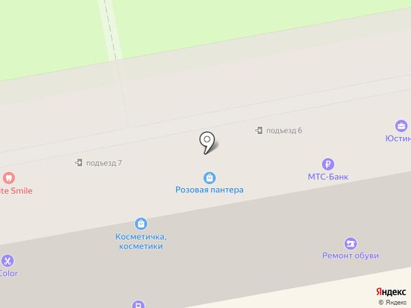 На уровне на карте Уссурийска