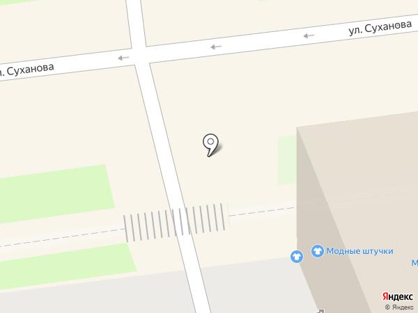 Банкомат, АКБ Приморье, ПАО на карте Уссурийска