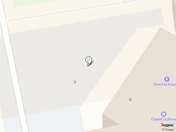 Платёжный терминал, СКБ Примсоцбанк, ПАО на карте Уссурийска