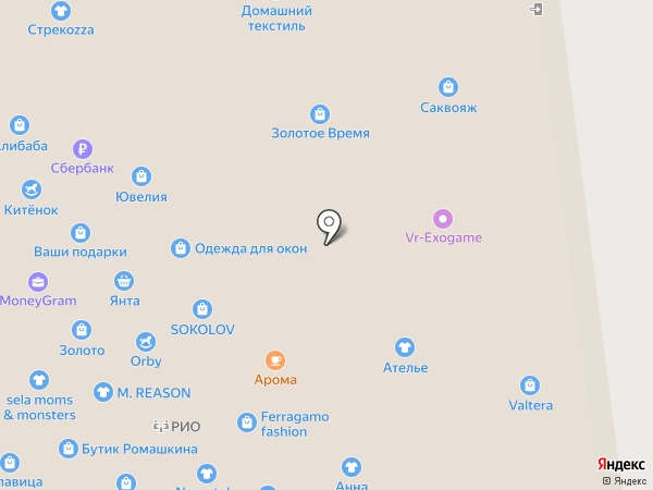 Verona на карте Уссурийска