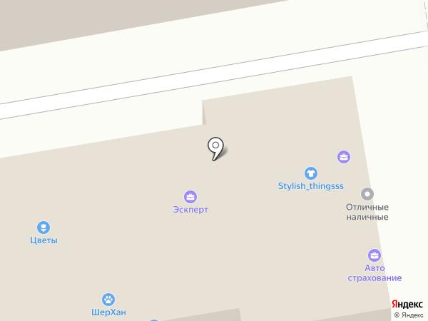 Тихоокеанский Сберегательный, КПК на карте Уссурийска