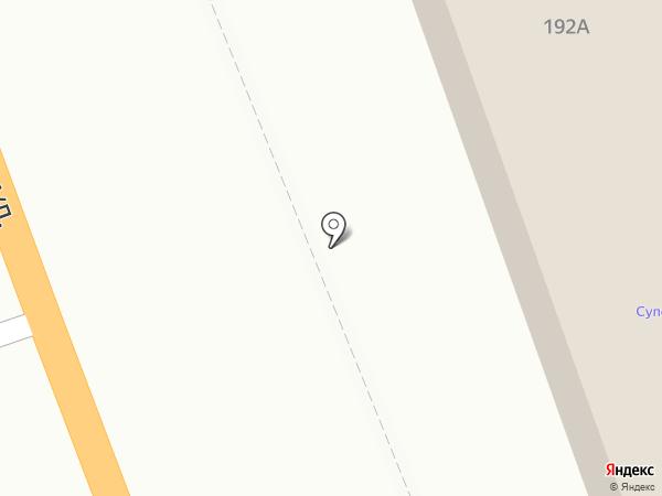 Подшипник-Сервис на карте Уссурийска