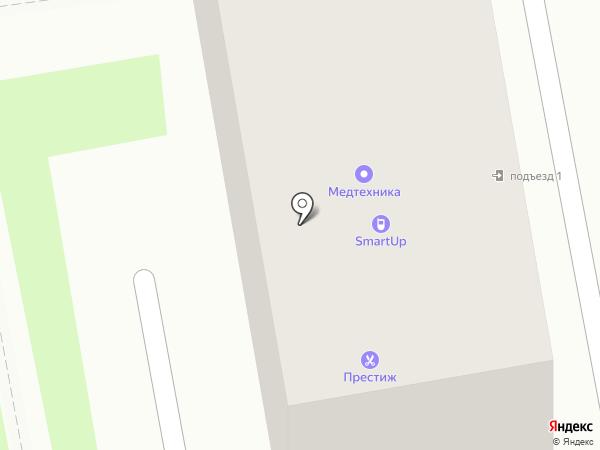 Мастерская на карте Уссурийска