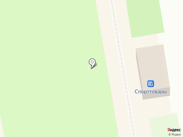 НИКОЛЬСК на карте Уссурийска