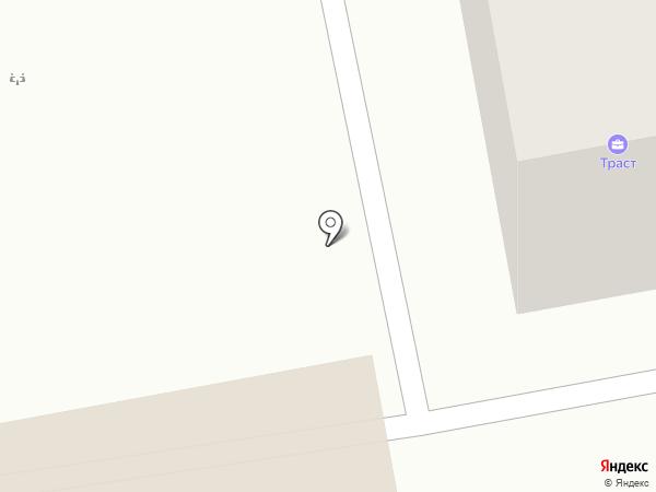 Свимуч на карте Уссурийска