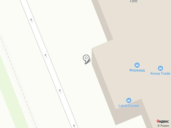 Альба+ на карте Уссурийска