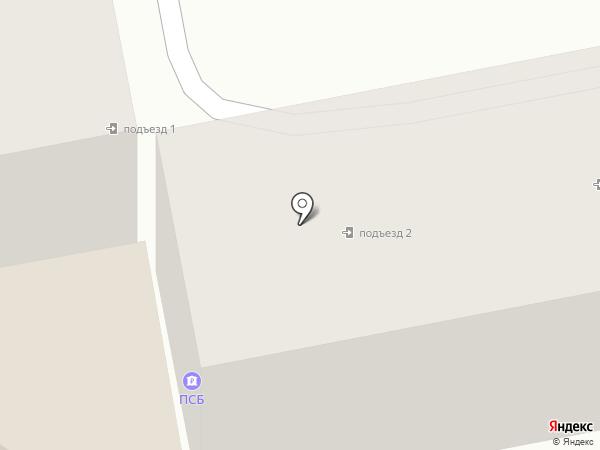Магазин трикотажных изделий на ул. Ленина на карте Уссурийска