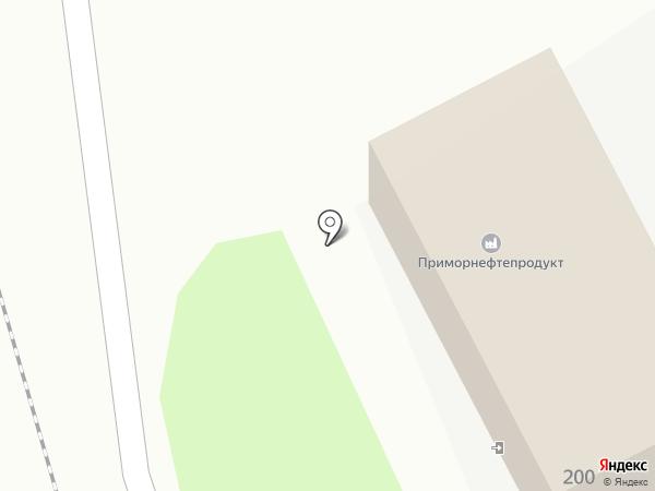Приморнефтепродукт на карте Уссурийска