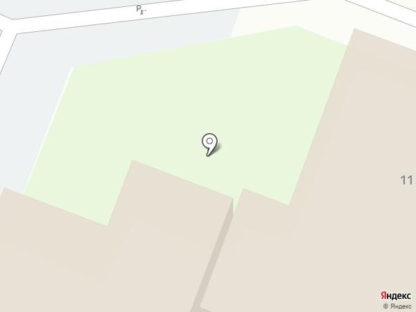 Отдел вневедомственной охраны по г. Уссурийску на карте Уссурийска