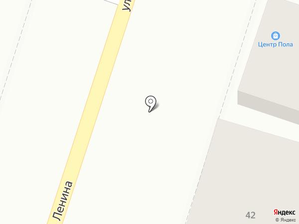 Darth V на карте Уссурийска