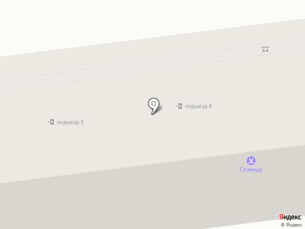 Гламур на карте Уссурийска