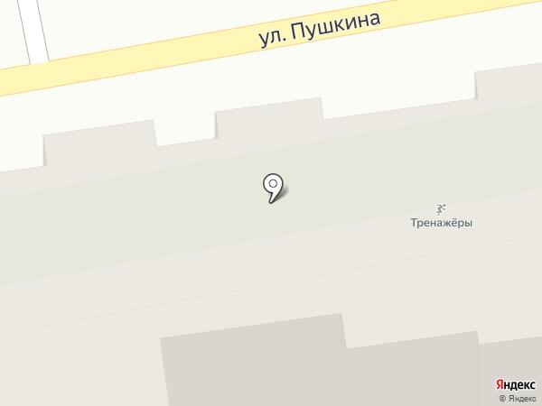 Адвокатский кабинет Михайлова С.П. на карте Уссурийска