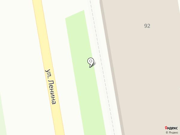 Уссурийское архитектурно-производственное бюро на карте Уссурийска