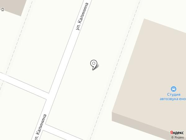 Участковый пункт полиции №4 на карте Уссурийска