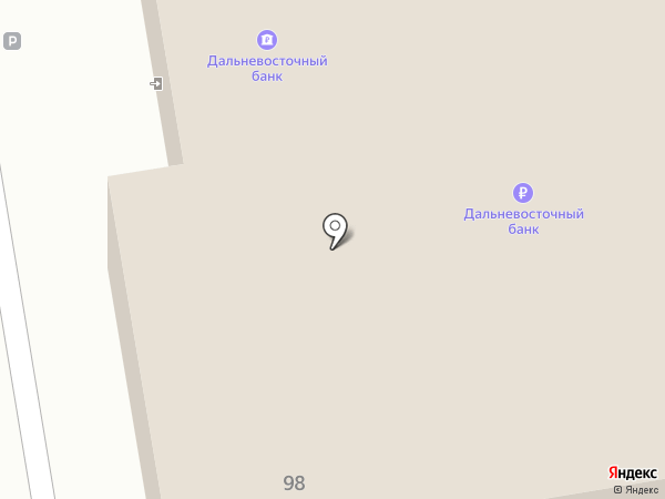 Альфа Секьюрити Системс на карте Уссурийска