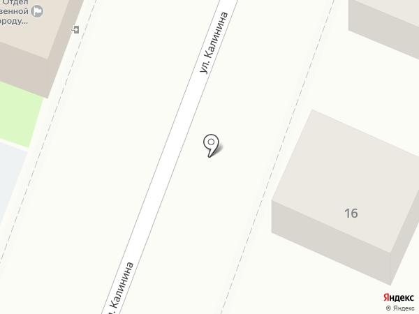 Стоп-Лайн на карте Уссурийска