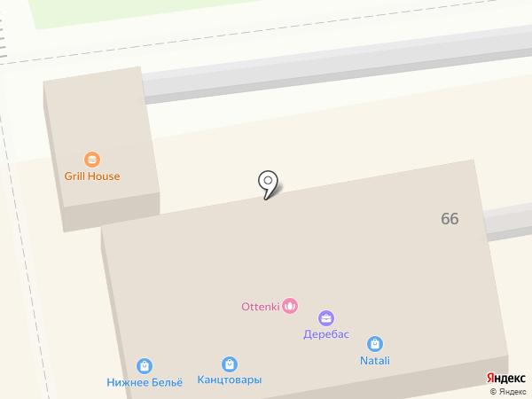 Ottenki на карте Уссурийска