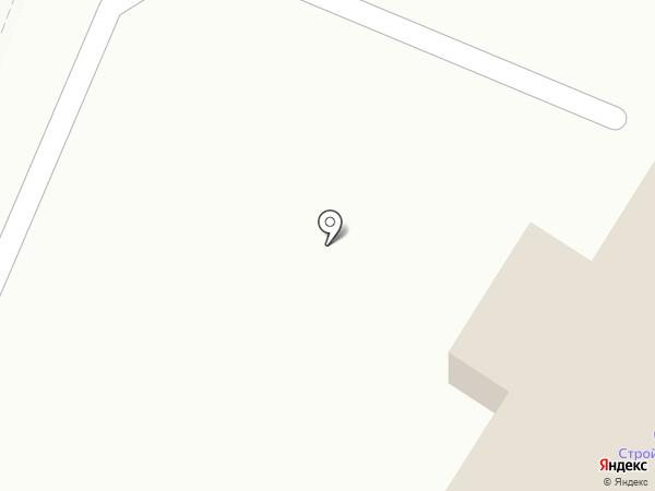 Строительно-Монтажное управление на карте Уссурийска