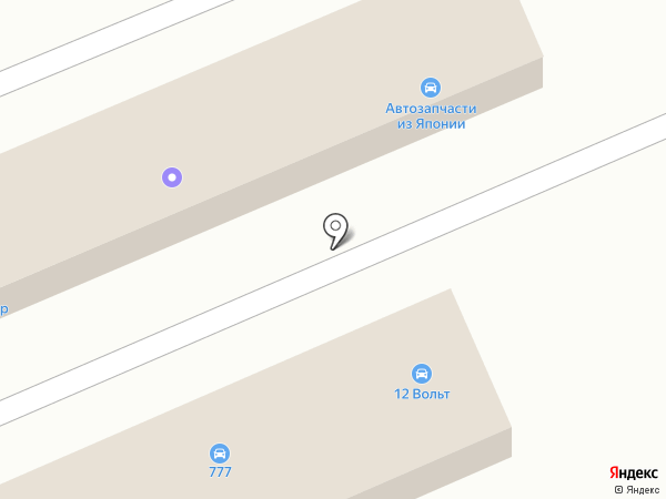 Offroad-4x4.pro на карте Уссурийска